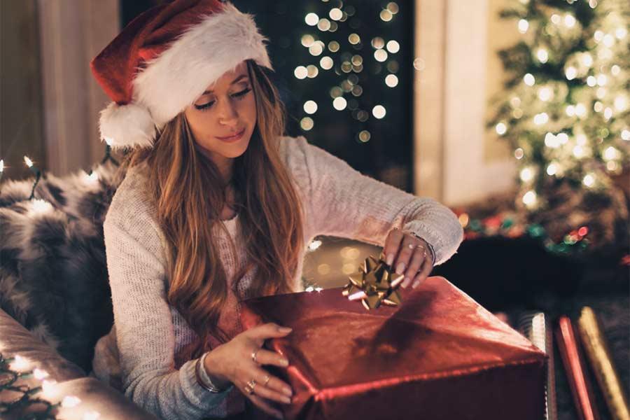 Geschenke zum Weihnachtsfest